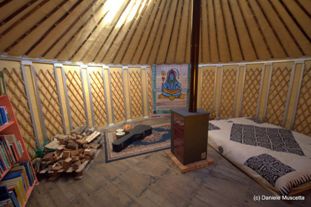 Workshops (mongolian yurt)